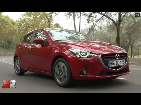 NEW MAZDA 2 2015 - FIRST TEST DRIVE - ENG ITA SUBTITLES