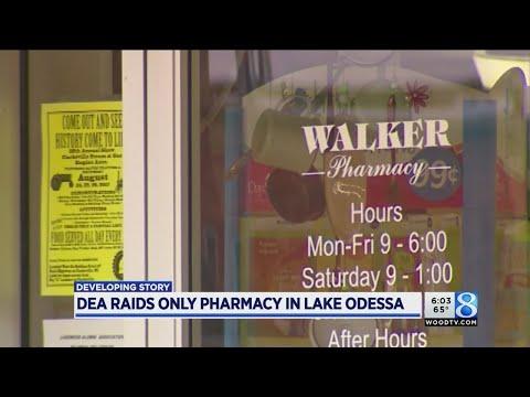Walker Pharmacy in Lake Odessa under DEA investigation