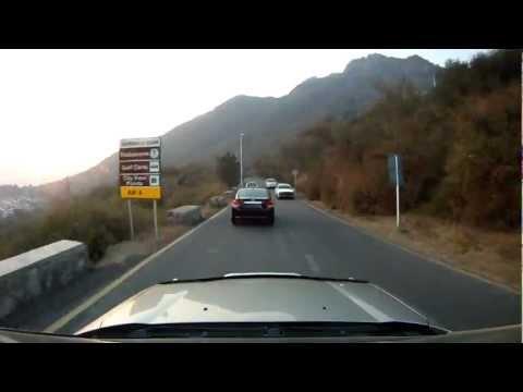 Overland To Australia (Margalla Hills, Islamabad)