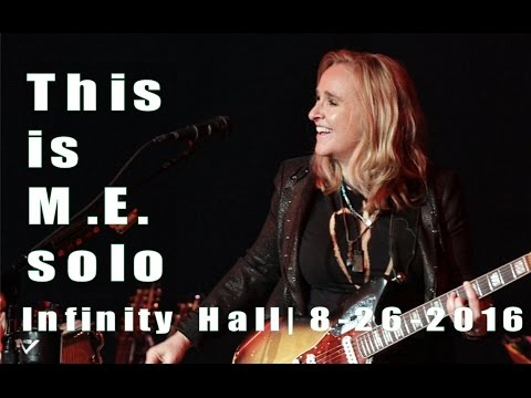 Melissa Etheridge plays Infinity Hall | 6-15-2016