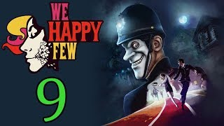 This is my playthrough of We Happy Few on the Xbox One, with live c...