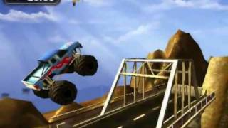 Monster Trucks Nitro II (iPhone Web) - Gameplay trailer 2