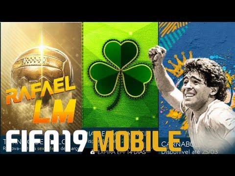 Veja Qual é O Melhor Evento No Fifa 19 Mobile / Android & IOS /