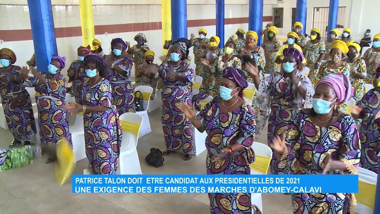 Patrice TALON doit être candidat aux présidentielles de 2021 : une exigence des femmes ...