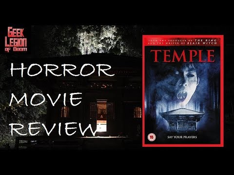 TEMPLE ( 2017 Logan Huffman ) Japanese Haunted House Horror Movie Review