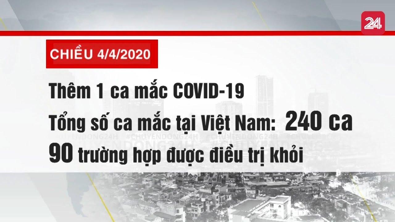 Toàn cảnh phòng chống dịch COVID-19 ngày 4/4  | VTV24
