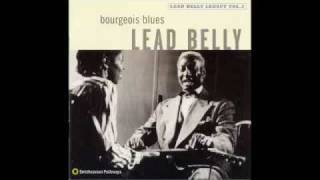 "Lead Belly - ""Haul Away Joe"""