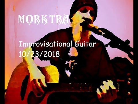 Improvisational Guitar 10/23/2018