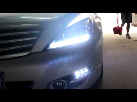 2008 2012 Nissan Teana Headlight With Led And Bi Xenon
