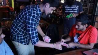 HumBlog: The REAL Brown Magician [Happy Birthday B Magic]