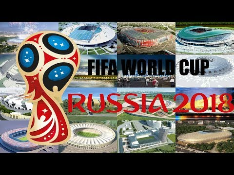 FIFA World Cup Russia 2018 - All Stadium And Location 2018 Russia World Cup