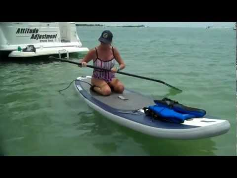 Hobie 10'8 ATR-1 Inflatable Standup Paddleboard