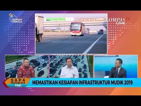 Dialog: Memastikan Kesiapan Infrastruktur Mudik 2019 (2)