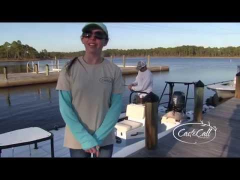 Show #1 Redfishing With Panama City Inshore