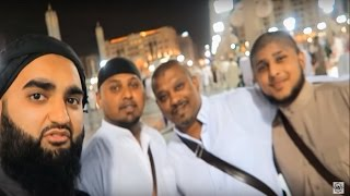 *UMRAH 2016* - VLOG #19 - GEMS AROUND THE HARAM