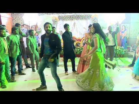 Chennai Reception Dance | Nikhin Divya|