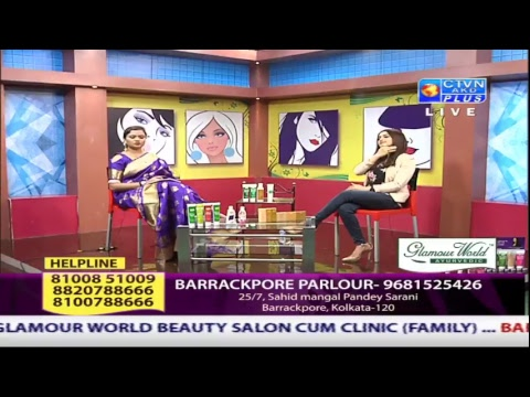 GLAMOUR WORLD  CTVN Programme on MAY 25, 2018 At 2.30 pm