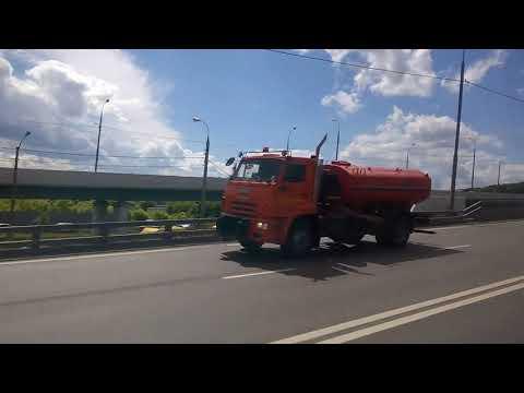 Автобус 400Т до Зеленограда (Часть 1-я)