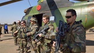 مقتل جندي فرنسي شمال مالي بانفجار عبوة ناسفة