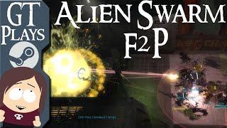 Alien Swarm Reactive Drop || F2P Online Co-Op Top-Down Action Shooter