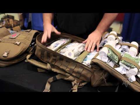 2011 Warrior Expo   CMS MOJO 440 Medical Kit