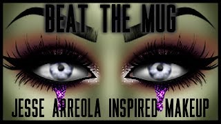 Jesse Arreola Inspired Makeup for Roblox