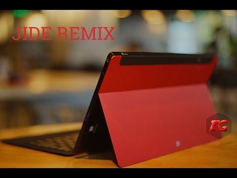 Test de la Jide Remix Ultratablet
