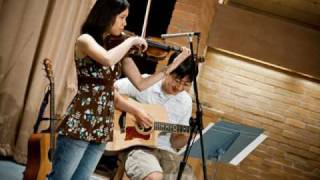 I Will Be Here - Steven Curtis Chapman, arr. for guitar and violin with Sheet Music