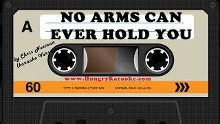 NO ARMS CAN EVER HOLD YOU - ALBERT MORRIS (KARAOKE VERSION)