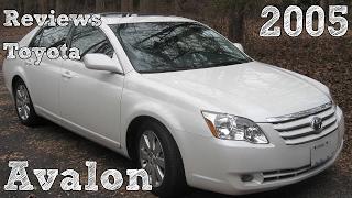 Reviews Toyota Avalon 2005