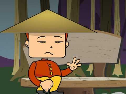 (Buena Resolución): Pecos Bill - PIN PON - Bosque de la china - Sami el heladero