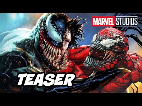 Venom 2 Carnage First Look Teaser - Marvel Spiderman Easter Eggs Breakdown