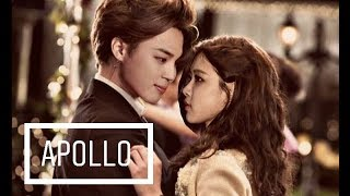 Jirose Rose blackpink Jimin bts Apollo fmv