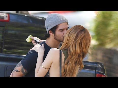 Bella Thorne & Tyler Posey Spotted Kissing - SEE Gregg Sulkin's Response!