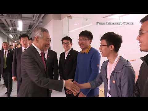 Working Visit to Beijing, Bo'ao and Shanghai