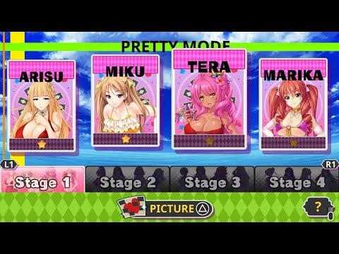 Poker Pretty Girls Battle: Texas Hold'em Gameplay |