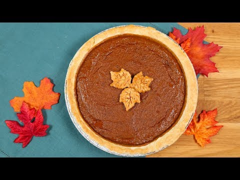 3 Easy Pie Recipes | Thanksgiving 2017