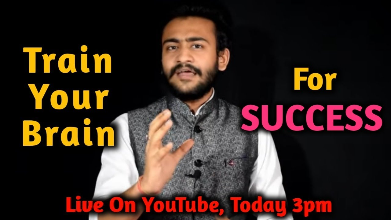 Train Your Brain For Success | Master Your Brain | Network Marketing Training | Hindi