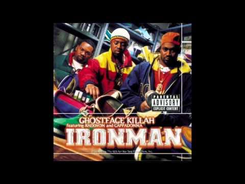 Ghostface Killah  Daytona 500 feat Raekwon & Cappadonna  Ironman