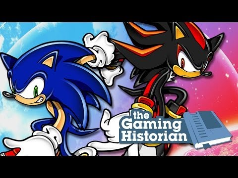 History of Sonic The Hedgehog (Part 4) - Gaming Historian