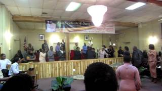 Jesus Can Work it Out - The Cosmopolitan Church of Prayer Choir