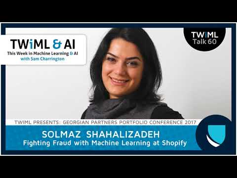 Solmaz Shahalizadeh Interview - Fighting Fraud with Machine Learning at Shopify