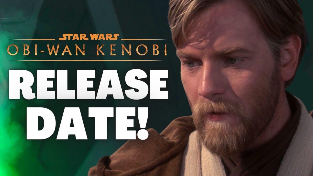 Download Obi-Wan Kenobi RELEASE DATE Rumor, Big Andor Update & More Star Wars News!