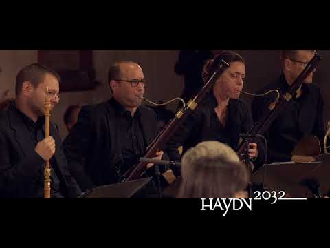 "HAYDN 2032 // Volume 5 ""L'homme de génie"" by Kammerorchester Basel & Giovanni Antonini"