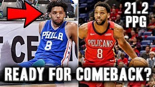 Is NBA Bust Jahlil Okafor Ready For NBA Comeback