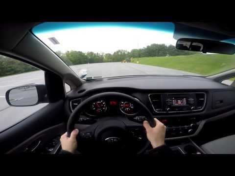 POV 2016 Kia Sedona 3.3 V6