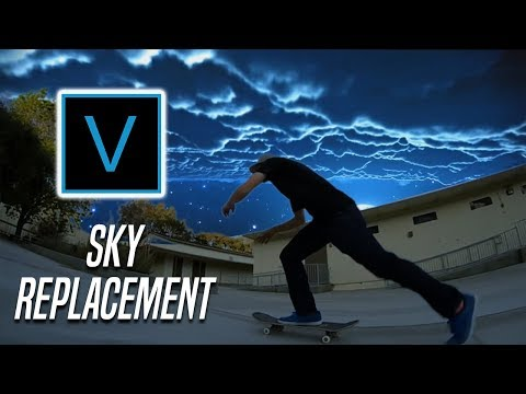 How To: Sky Replacement in Vegas (Music Video Effect/)