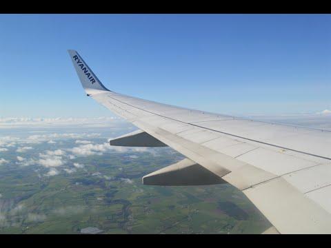 ryanair flights from cork to uk