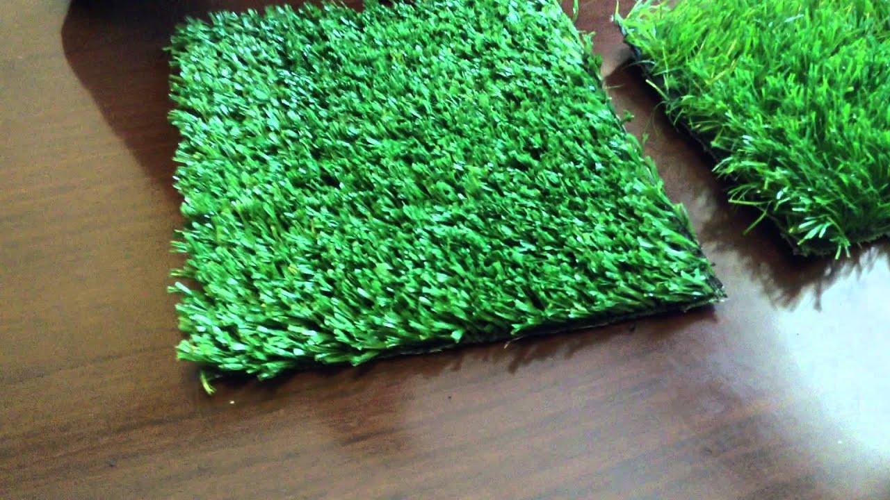 КСАпол - Искусственная трава Villa Verde - YouTube
