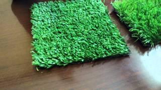 видео Искусственная трава для футбола